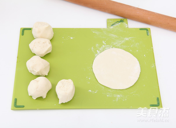 美味板栗饼的家常做法