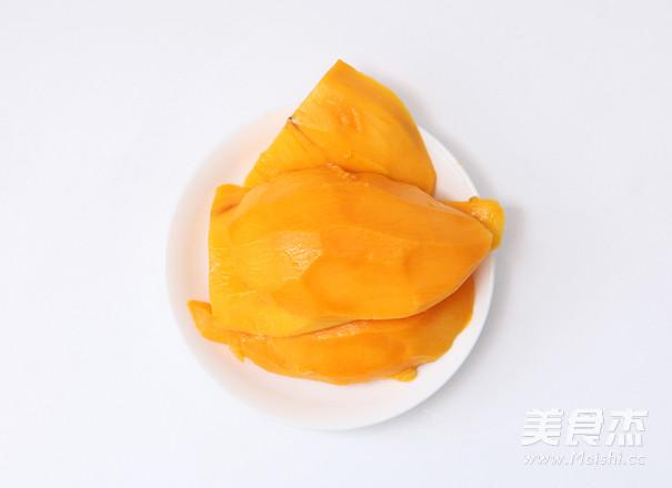 芒果酸奶杯的做法大全