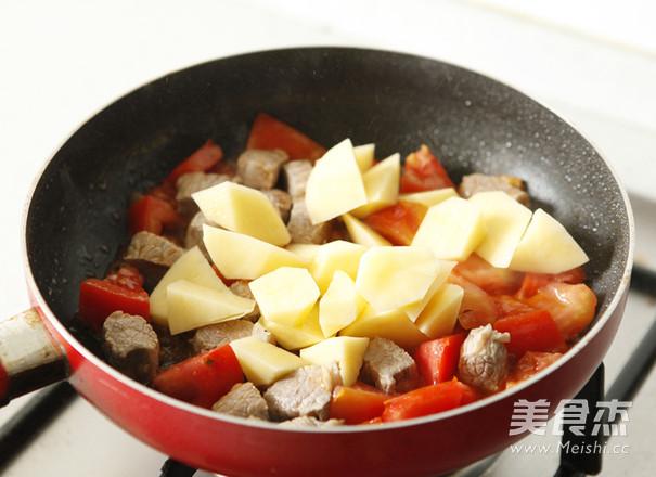 茄汁牛腩的简单做法