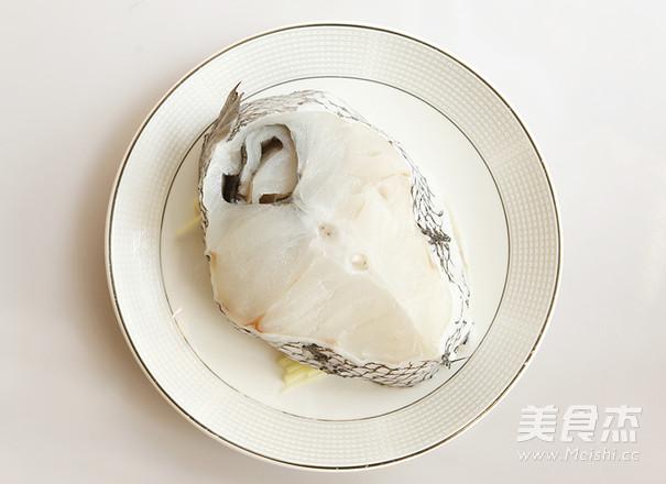 香菇蒸鳕鱼的家常做法