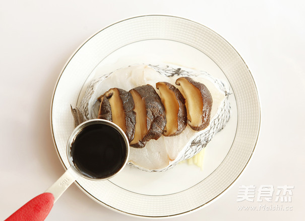 香菇蒸鳕鱼的简单做法