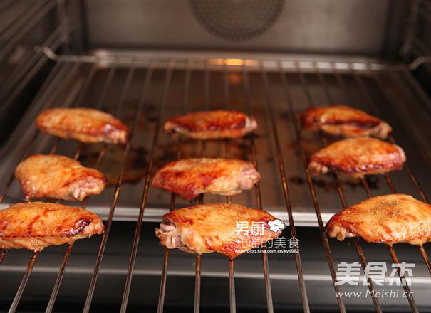 香烤鸡翅怎么做