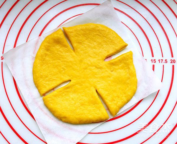 向日葵豆沙面包怎样煮
