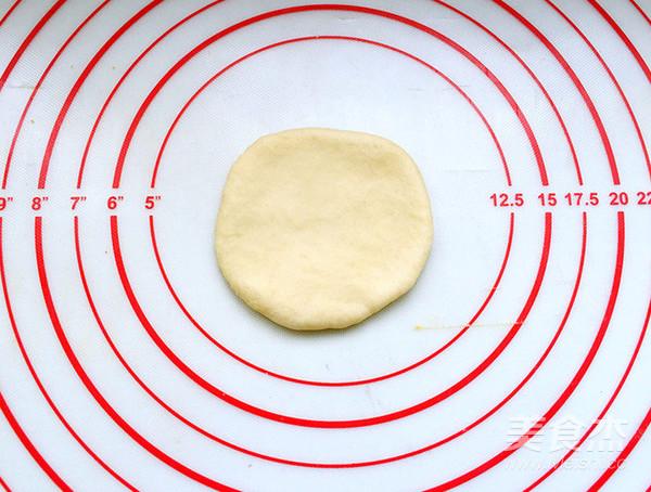 向日葵豆沙面包的做法大全