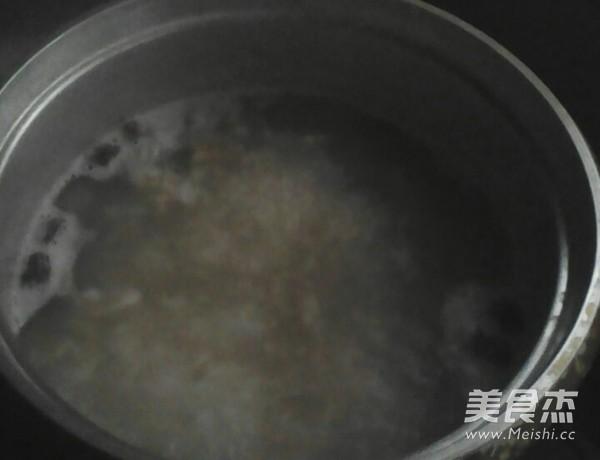 养生粥之银耳山药粥的家常做法