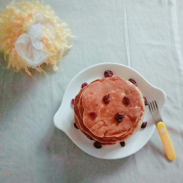 水果夹心松饼的制作方法