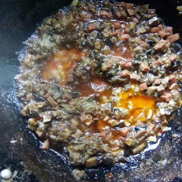 新派川菜一麻婆茄子怎样煮