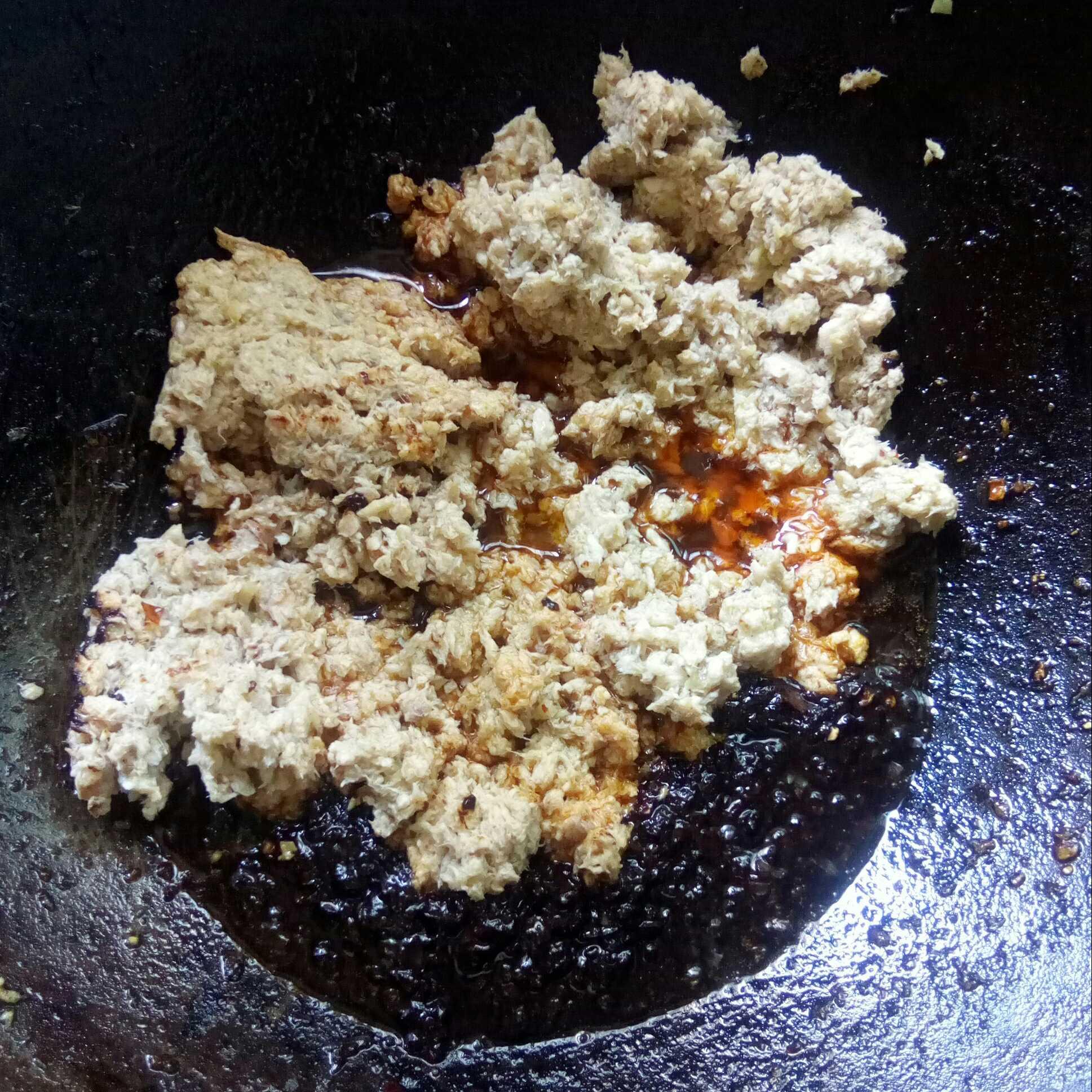香菇鱼肉酱怎么煮