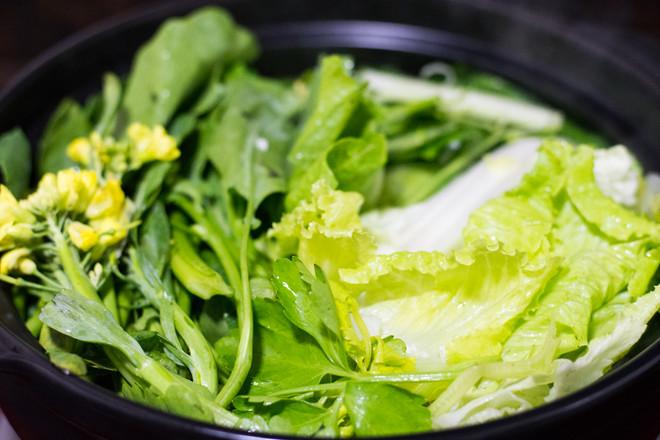 """潮汕人把新年的愿望都煮进了""""七样羹/菜""""里,然后一口吃下~的简单做法"""