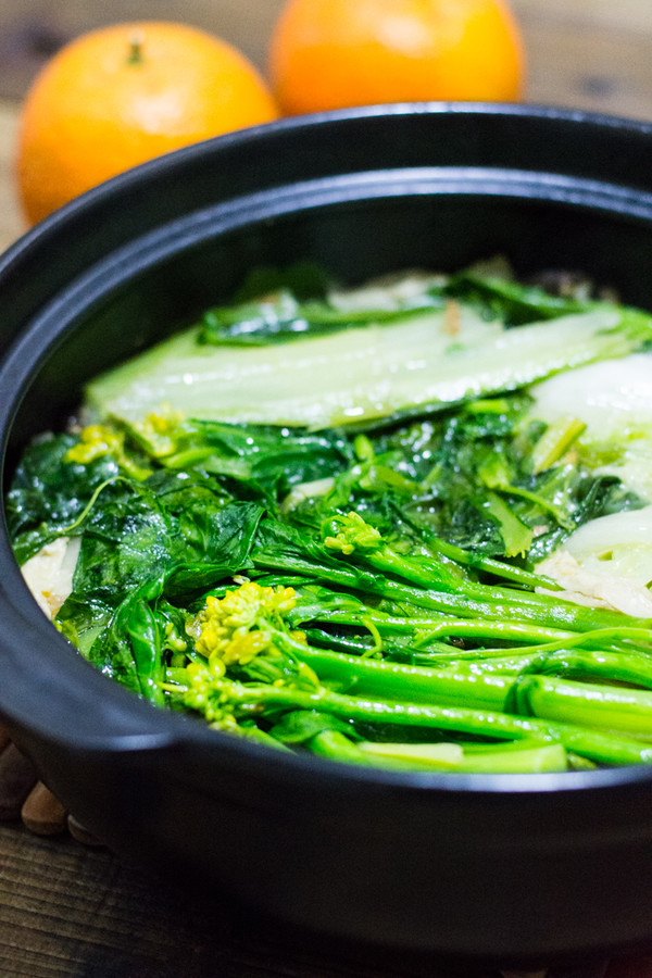 """潮汕人把新年的愿望都煮进了""""七样羹/菜""""里,然后一口吃下~怎么做"""