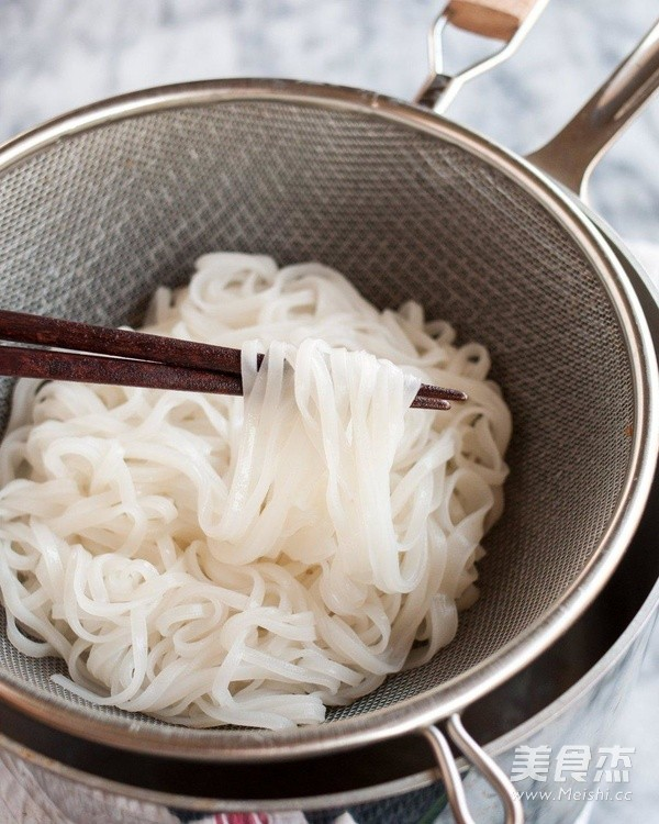 越南牛肉河粉怎么煮