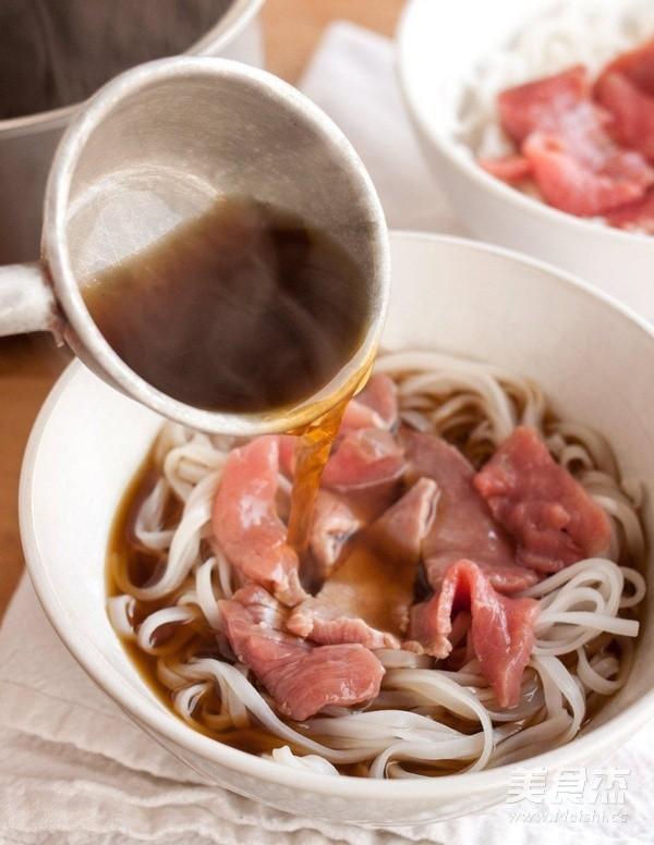 越南牛肉河粉怎样做