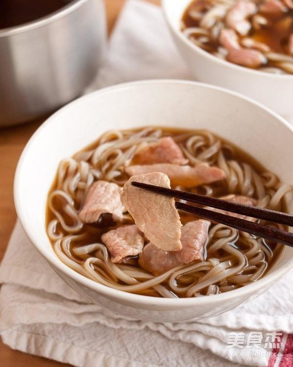 越南牛肉河粉怎样炒