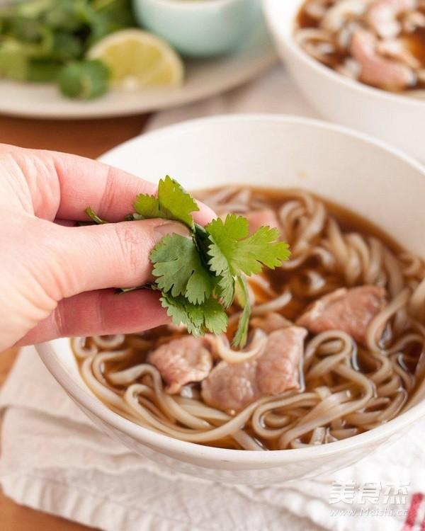 越南牛肉河粉怎样煮