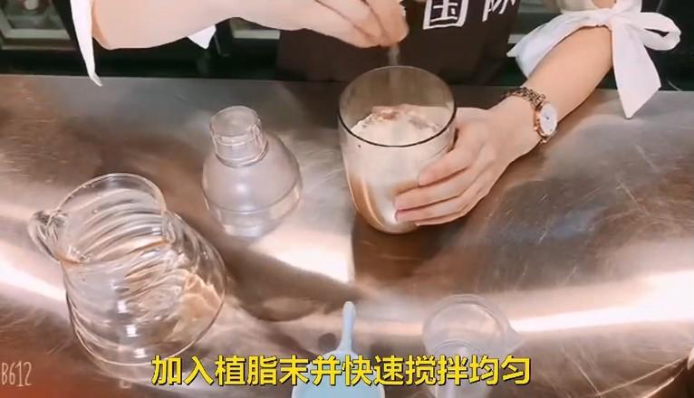 火烤奶茶的做法大全