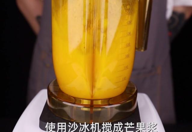 泰椰奶花的做法图解