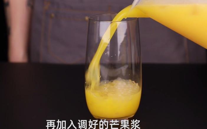 泰椰奶花的简单做法