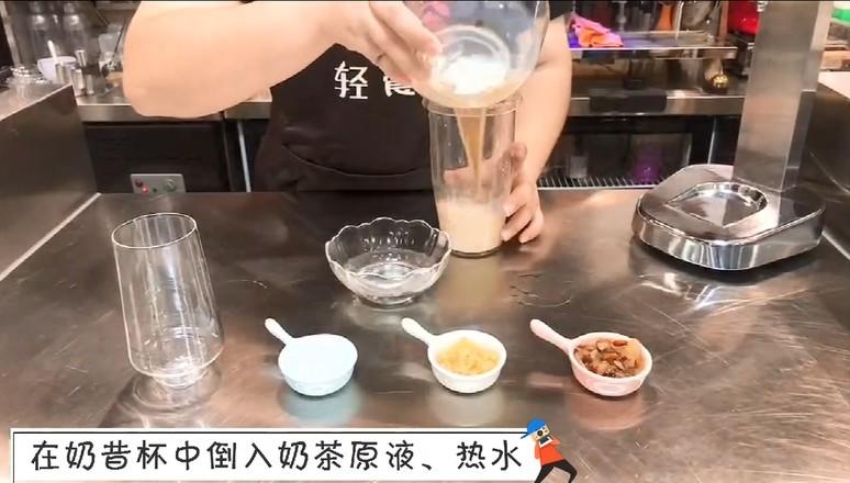 养生热饮|银耳马蹄奶茶的做法大全