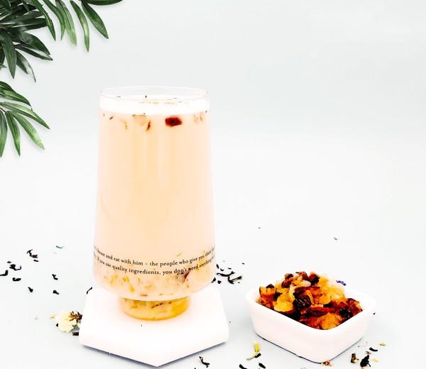 养生热饮|银耳马蹄奶茶怎么做