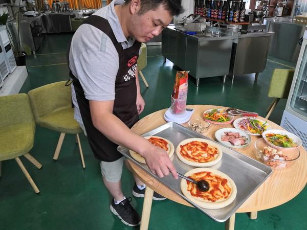 披萨︱培根披萨的家常做法
