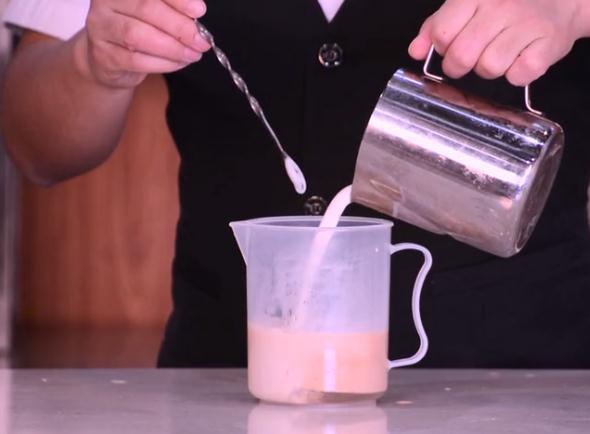 喜茶同款-紫米波波茶的简单做法