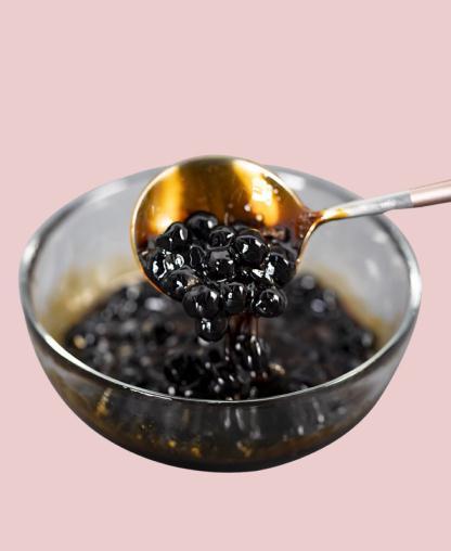 黑糖珍珠的煮制秘诀的制作