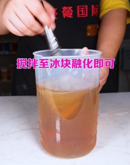 茶饮备料6:四季春茶底怎么炒