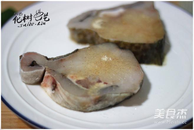 原汁原味蒸鳕鱼的做法图解