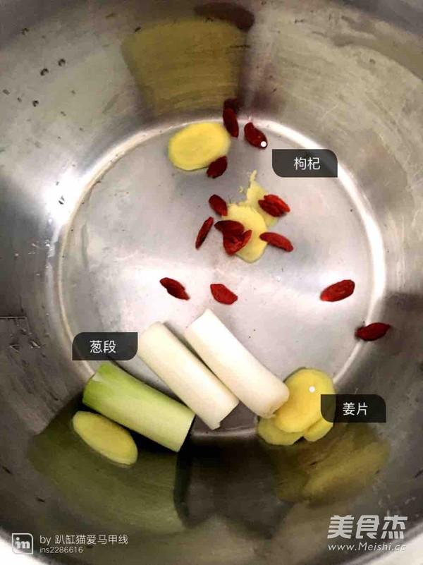 当归黄芪红枣枸杞乌鸡滋补汤的做法大全