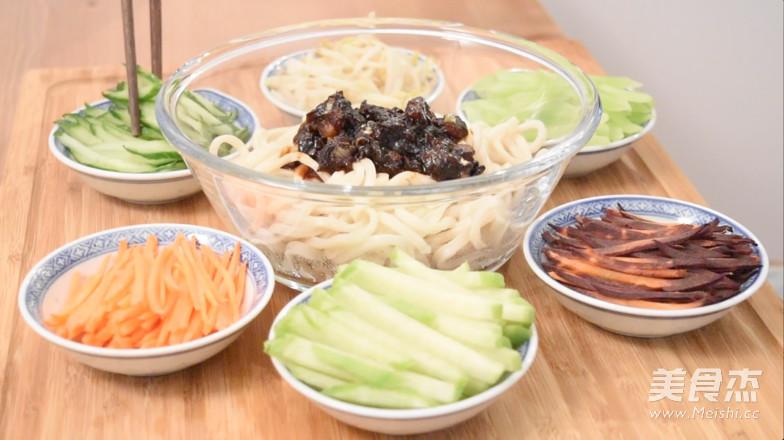 老北京炸酱面|约翰的小厨房的制作方法
