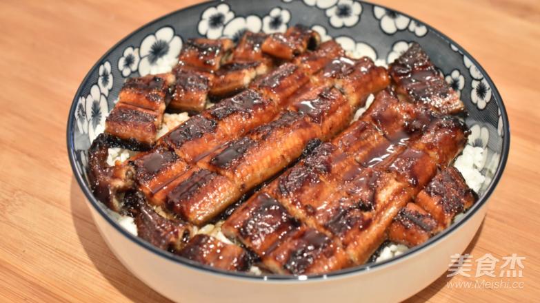 蒲烧鳗鱼饭|约翰的小厨房的制作大全