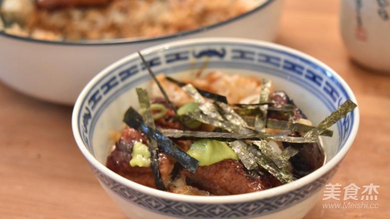 蒲烧鳗鱼饭|约翰的小厨房的做法大全