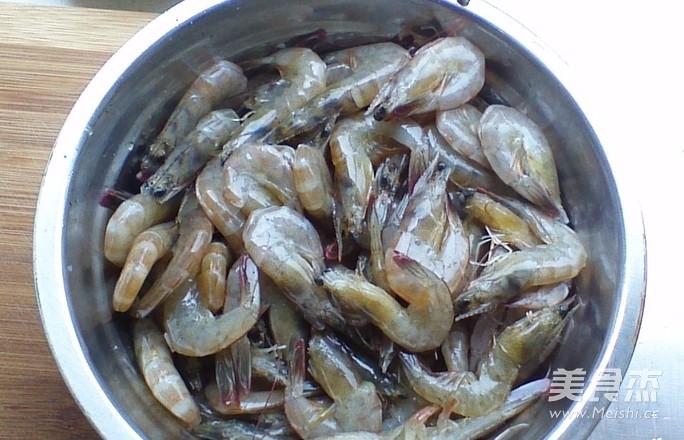 椒盐开背虾的做法大全