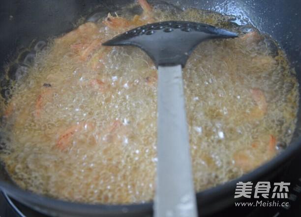 椒盐开背虾的家常做法