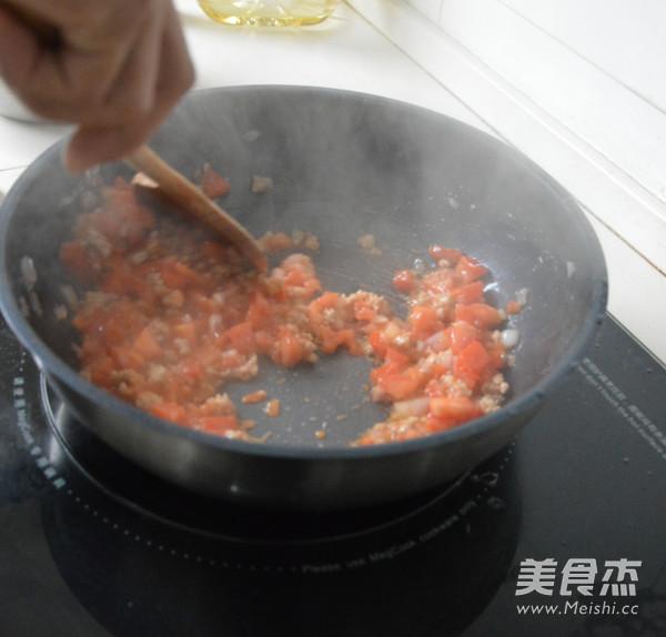 番茄意面的步骤