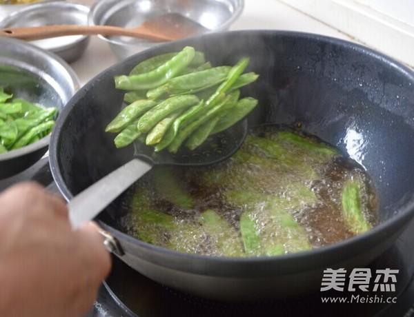腊肉荷兰豆的简单做法