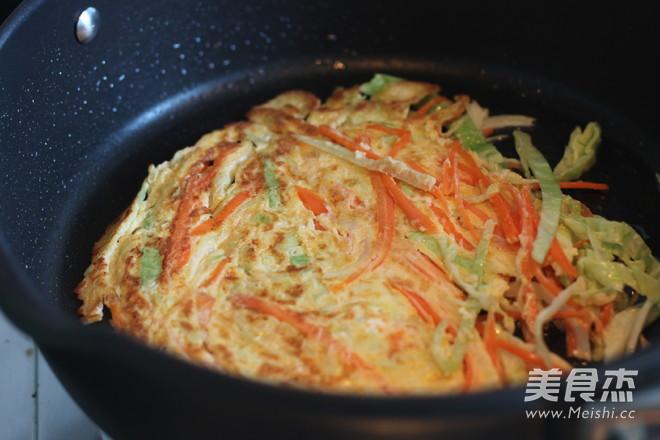 鸡蛋蔬菜三明治怎么做