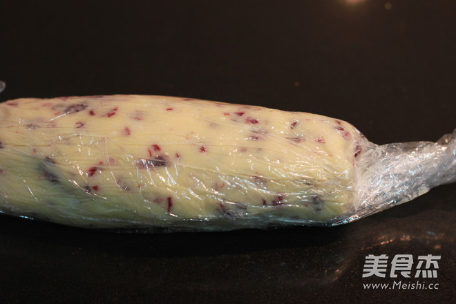 蔓越莓饼干的家常做法