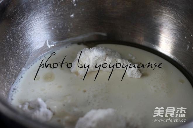 双色冰皮月饼的做法大全