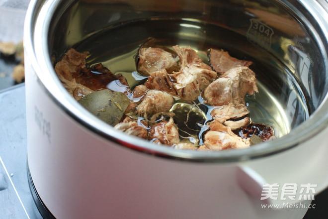罗汉果菊花茶的家常做法