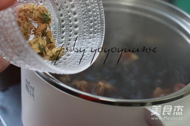 罗汉果菊花茶怎么吃