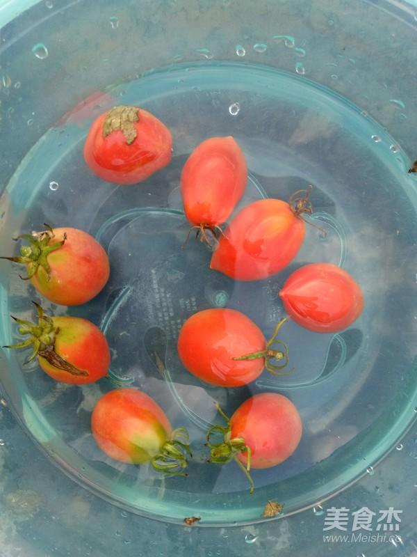 西红柿汤面的做法大全