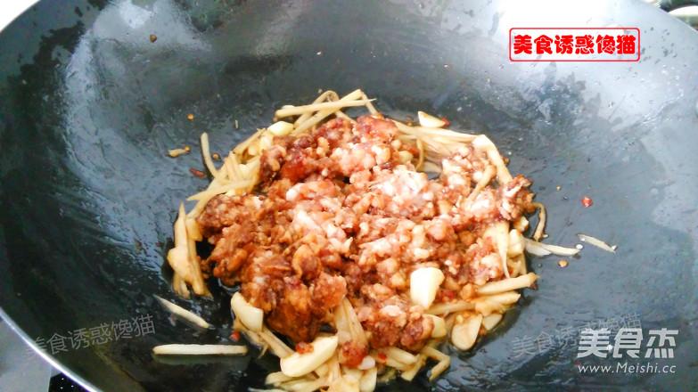 肉末茄子怎么做