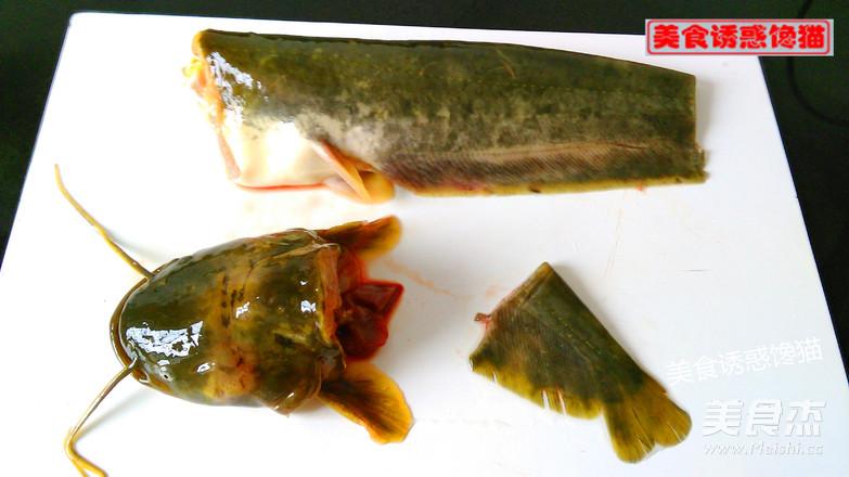 清蒸鲶鱼的做法图解