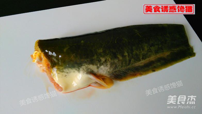 清蒸鲶鱼的家常做法