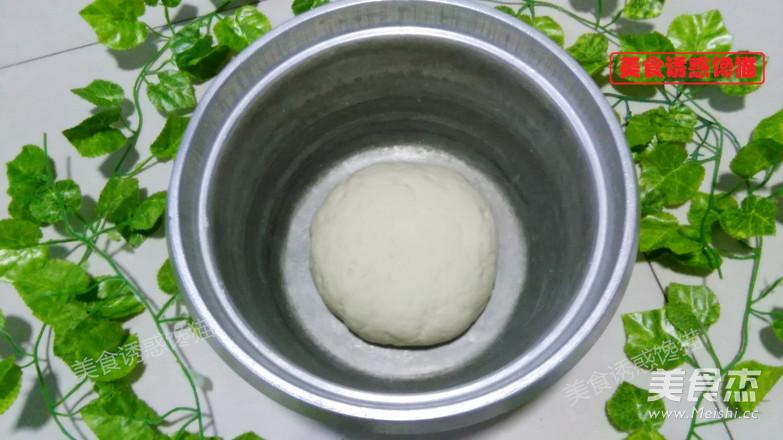 白萝卜肉包的家常做法