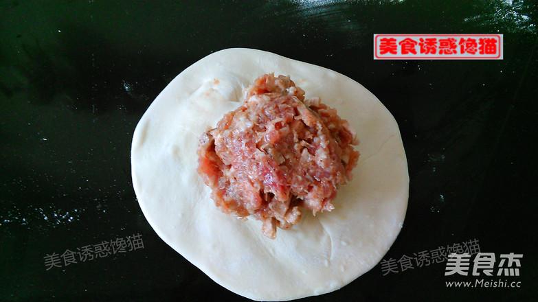 白萝卜肉包怎么做