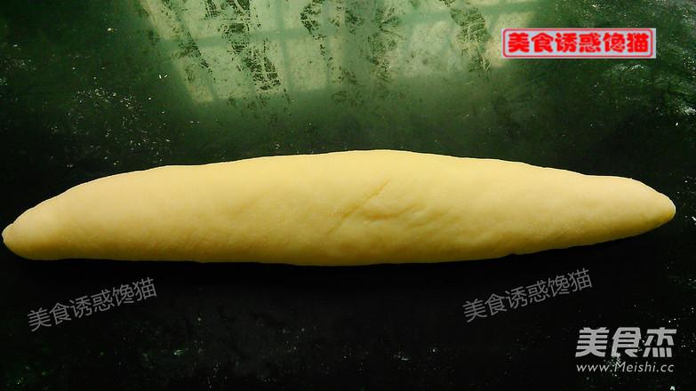 蛋奶面包条怎么做