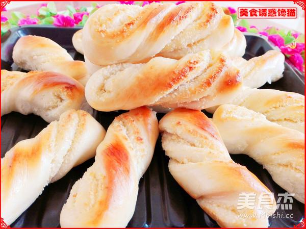 椰蓉面包卷怎样煮
