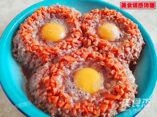 蒸莲藕香芋土豆肉饼的家常做法